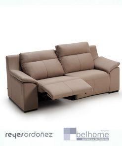 Sofá almez 2 plazas de reyes ordoñez con sistema relax abierto 247x296 - Muebles en Granada -  | Muebles en Granada
