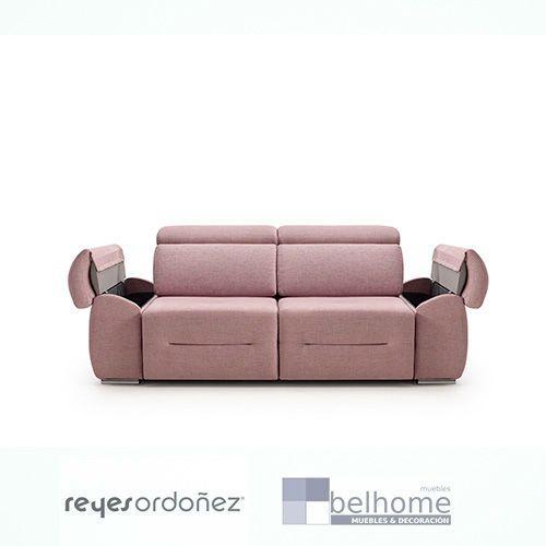 Sofá milano de reyes ordoñez 2 plazas brazos abiertos - Sofá Milano - sofas, nuestras-ofertas, chaiselongue | Muebles en Granada