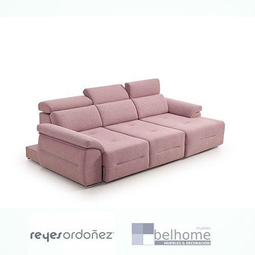 Sofá milano de reyes ordoñez chaiselongue derecha con asientos deslizantes - Sofá Milano - sofas, nuestras-ofertas, chaiselongue | Muebles en Granada