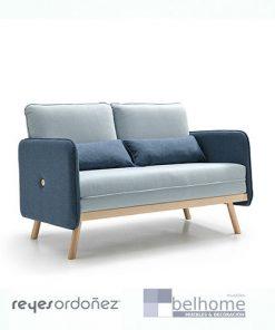 sofá botton 2 plazas de reyes ordoñez 247x296 - Muebles en Granada -  | Muebles en Granada