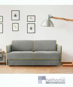 Sofá cama loki en habitación decorada francés bañon muebles beltran 247x296 - Muebles en Granada -  | Muebles en Granada