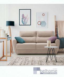 Sofá cama omega en habitación decorada francés bañon muebles beltran 247x296 - Muebles en Granada -  | Muebles en Granada