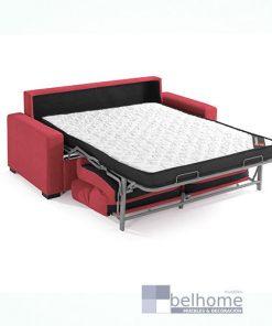 Sofá cama tamara abierto francés bañon muebles beltran 247x296 - Muebles en Granada -  | Muebles en Granada