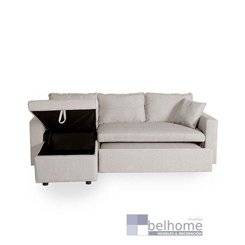 Sofá cama chaise longue Anna