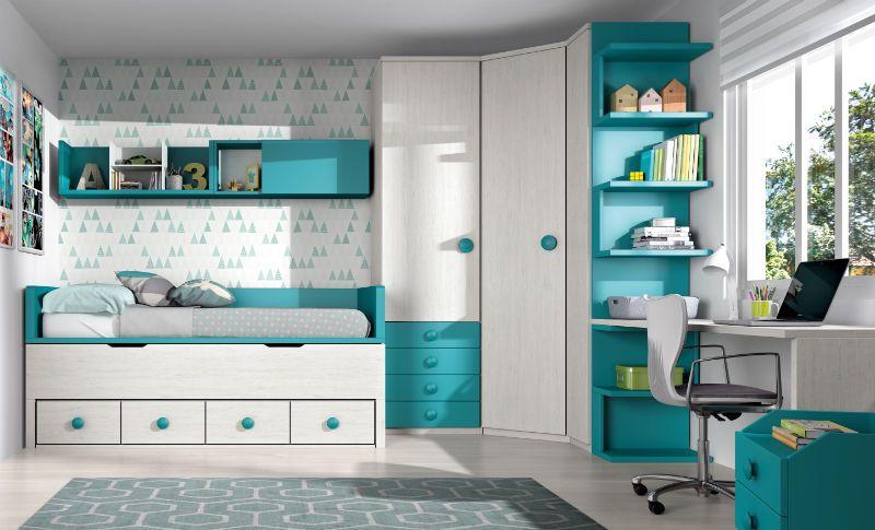 F009 - Juveniles -  | Muebles en Granada