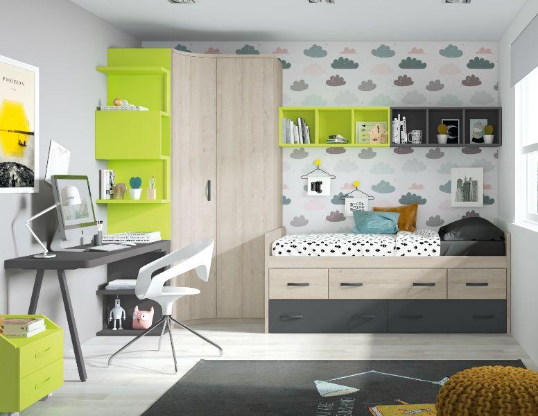 F026 - Juveniles -  | Muebles en Granada