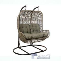 silla colgante doble swing