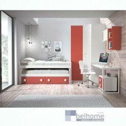 Dormitorio juvenil Orange