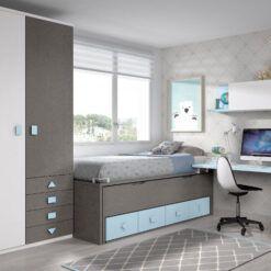 Dormitorio juvenil Neo