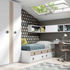 Dormitorio juvenil Tood