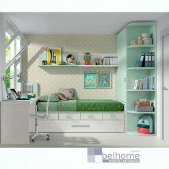 Dormitorio juvenil forest