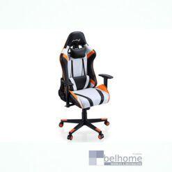 Sillón gamer giratorio y reclinable XTR Pilot S