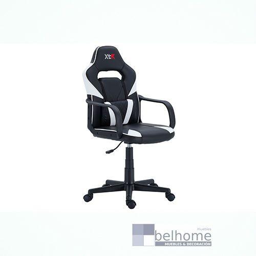 Sillón giratorio Gamer XTR X10 negro