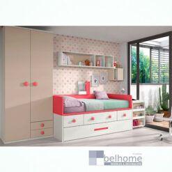 Dormitorio juvenil Heart