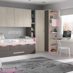 Dormitorio juvenil Sera