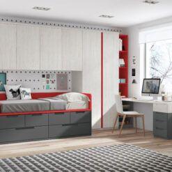Dormitorio juvenil Artic