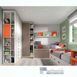 Dormitorio juvenil Fresno