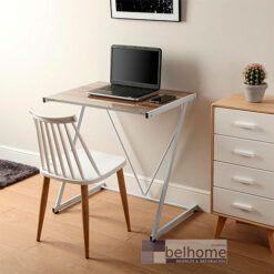 Mesa escritorio cristal ac/mad