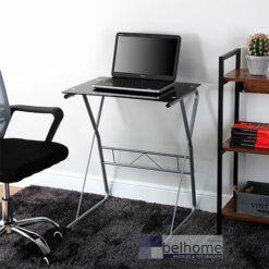Mesa ordenador negra