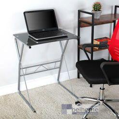 Mesa ordenador Silver